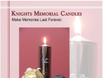 Pillar Candle advert